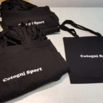 Shopper in cotone da spalla