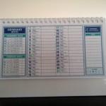 Calendari personalizzati, Gadgets Personalizzazioni e etichette adesive