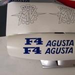 Ricostruzione kit adesivi moto