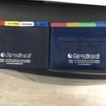 Portabollo, Portadocumenti serigrafati e personalizzati, troiani, gadgets personalizzazioni e etichette adesive