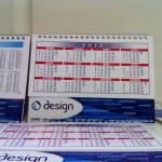 Tipografia: Calendari da tavolo