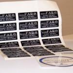Etichette Resinate,Gadgets Personalizzazioni e etichette adesive