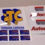 ,Etichette Resinate, Gadgets Personalizzazioni e etichette adesive