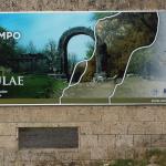 "Segnaletica percorso ""Antica Via Flaminia"" – Carsulae"
