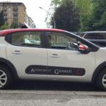 Magnetico rimovibile e riposizionabile per carrozzeria