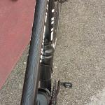 Effetto wave su canna bicicletta