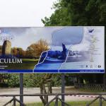 "Segnaletica percorso ""Antica Via Flaminia"" - Otricoli (Ocriculum)"