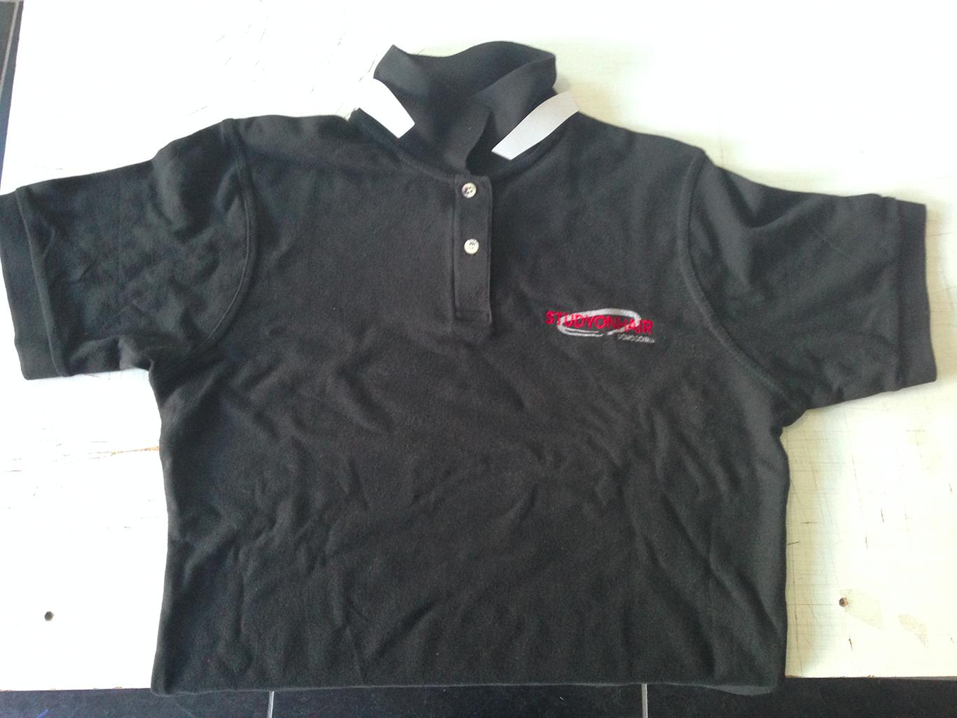 Abbigliamento personalizzato  Polo ricamata 7955d770ff4