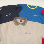 Abbigliamento personalizzato: Polo e magliette ricamate