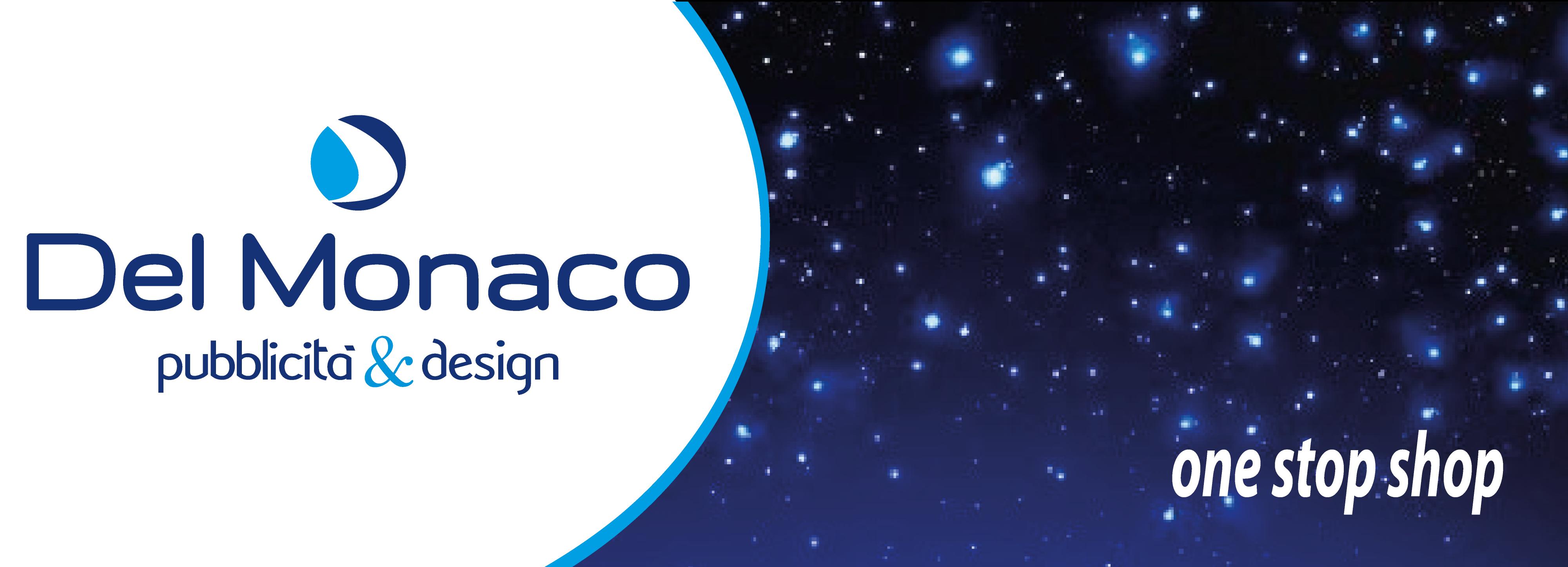 Del Monaco, pubblicità & design